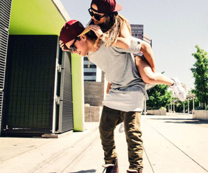 love, couple, and becky g image