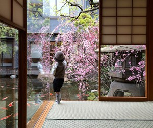 japan, children's day, and landscape image