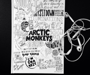 alex turner, arctic monkeys, and cool image