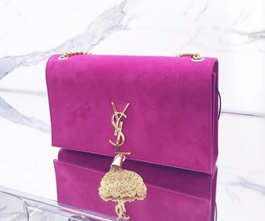 accessories and YSL image