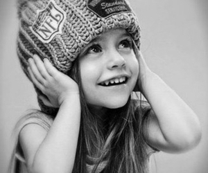 girl, cute, and smile image