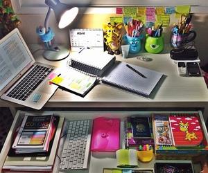 study, school, and room image