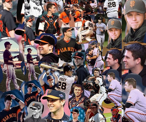 baseball, handsome, and catcher image