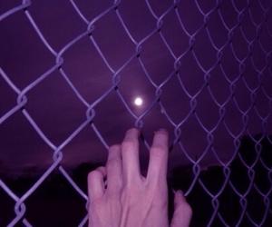 aesthetic, dark, and hand image