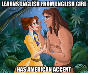 disney, funny, and awesome image