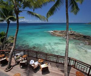 summer and seychelles image