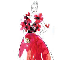art, fashion, and pastel image