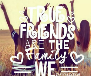 friends, family, and bff image