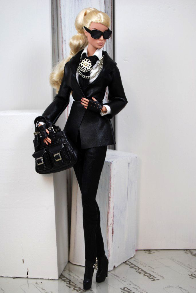 barbie, suit, and beautiful image