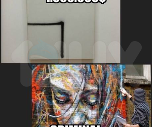 art, funny, and lol image