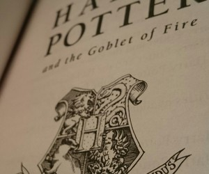 books, hermione granger, and the goblet of fire image