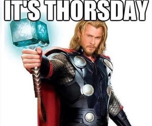 funny and thor image