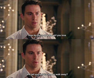 movie, movie line, and the vow image