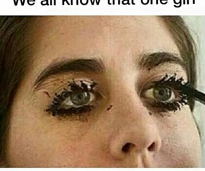 funny, girls, and laugh image
