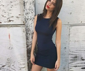 dress, style, and model image