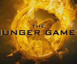 movie, poster, and the hunger games image