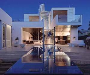 architecture, casa, and design image