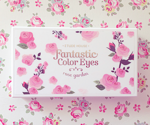 etude house, floral, and kawaii image