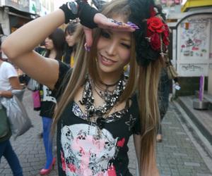 girl, japanese, and gyaru image