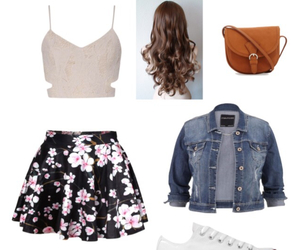 outfit, Polyvore, and teens image