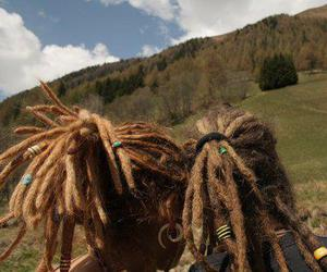 dreads image