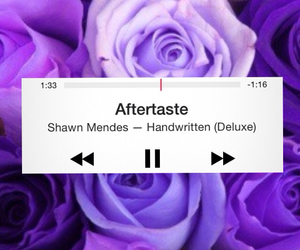 aftertaste and shawnmendes image