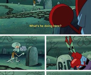 funny, spongebob, and hope image