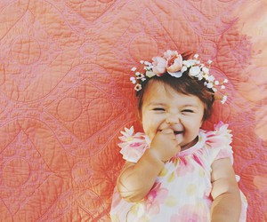 baby, girl, and cute image