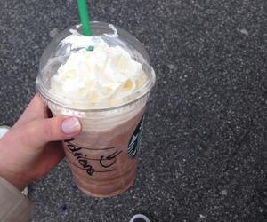 adriana, coffee, and hand image