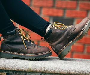 shoes, luanna perez, and dr.martens image