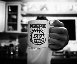 coffee mug and mxpx image