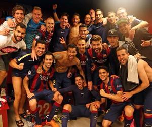 fc barcelona, Barca, and messi image