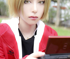 haikyuu, cosplay, and kenma image