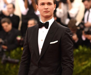 suit and anselelgort image