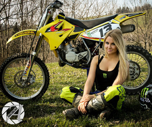 lifestyle, motocross, and sport image