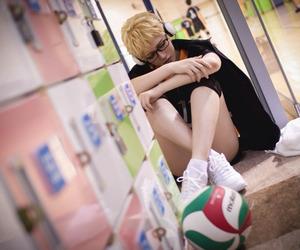 cosplay, volleyball, and tsukishima image