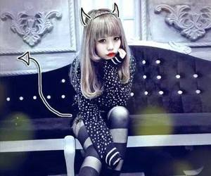 fashion, asian style, and cute image