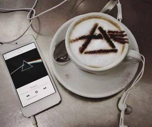 coffee, alternative, and Pink Floyd image