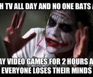 gamer and funny image