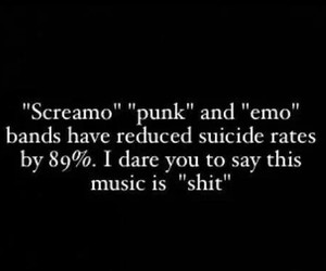 emo, punk, and music image