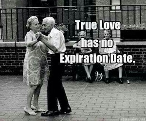 love, true, and couple image