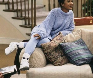 fresh prince, 90s, and ashley banks image