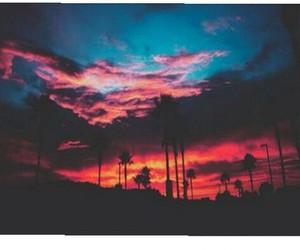 dark, grunge, and pink image