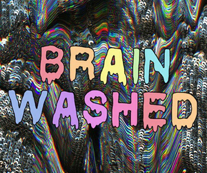 brain, wallpaper, and washed image