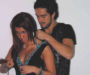 rebelde, dulce maria, and poncho image