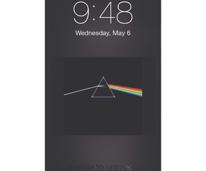 black, dark side of the moon, and grunge image