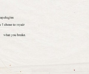 broke, meredith grey, and quote image