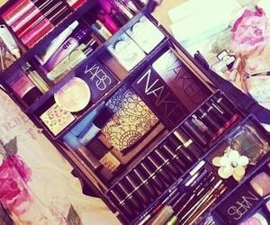 blush, lipstick, and mac makeup image
