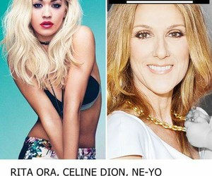 billboard, celine dion, and ne-yo image