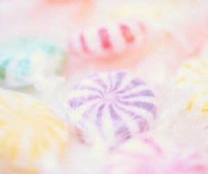 candy, pastel, and pink image